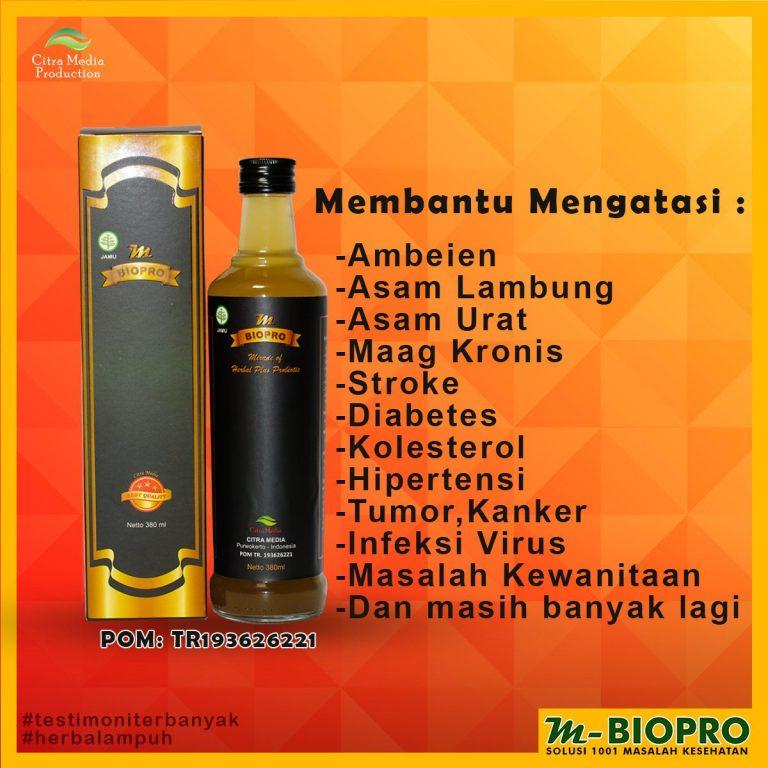 M Bio Pro
